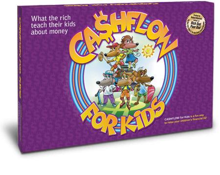 Cashflow for Kids Game Kiyosaki