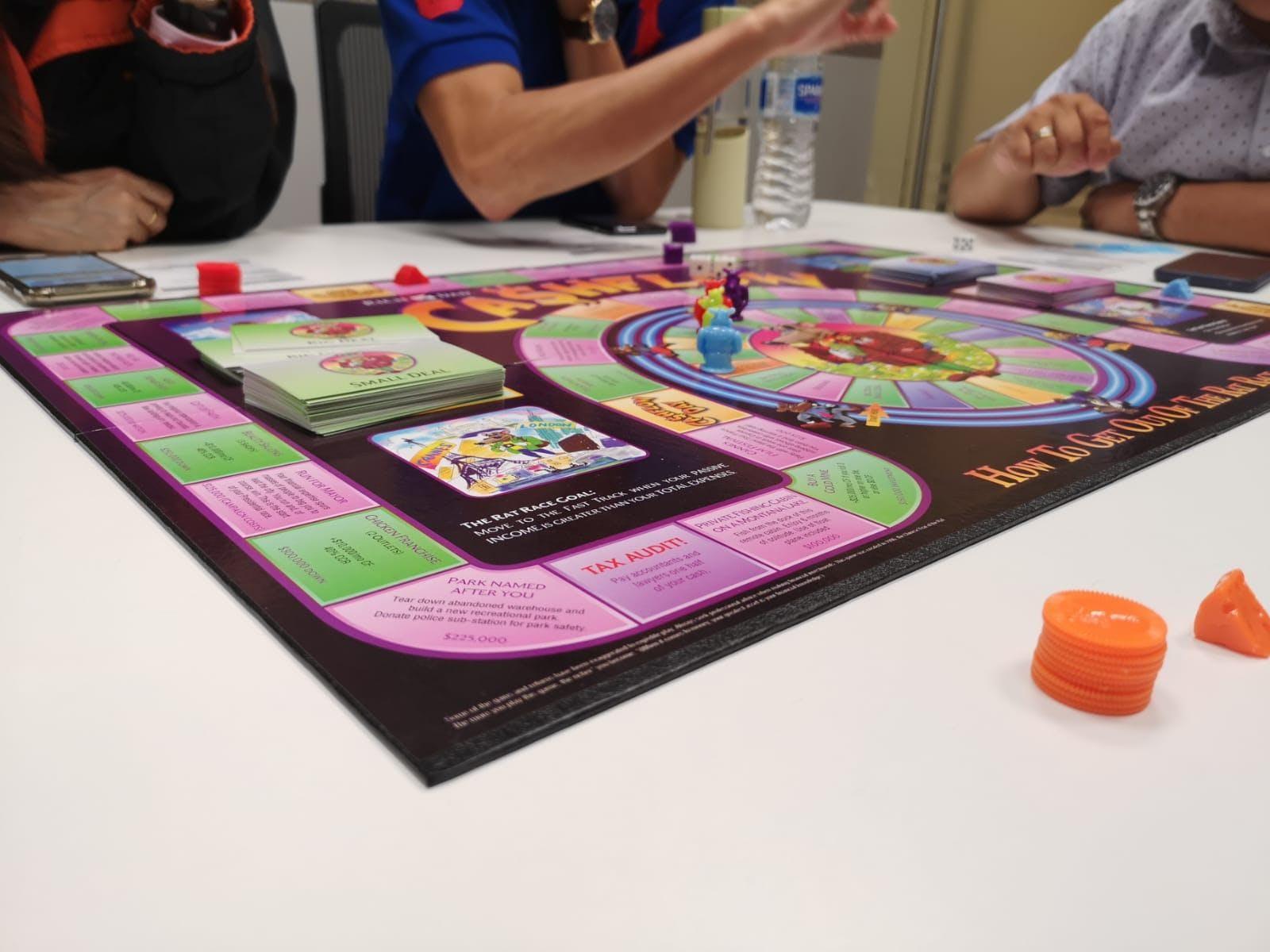 Cashflow 101 Board Game South Africa